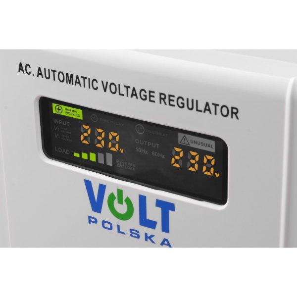 220V įtampos stabilizatorius 5000VA Volt Polska AVR 5000-2