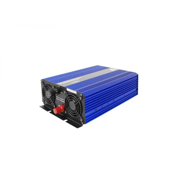 Įtampos keitiklis iš 12V į 220V 1500 3000W Sinus IPS-3000S-2