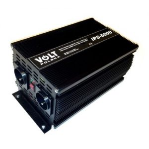 Įtampos keitiklis iš 12V į 220V 2500 5000W Volt IPS-5000