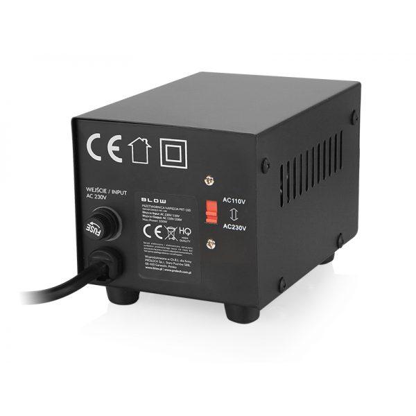 Įtampos keitiklis iš 220V į 110V 1000VA Volt Soft Start-2