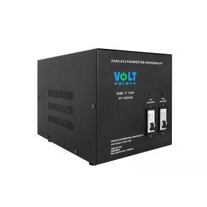 Įtampos keitiklis iš 220V į 110V 3000VA Volt Soft Start