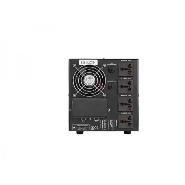 Įtampos keitiklis iš 220V į 110V 5000VA Volt Soft Start-2