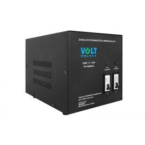 Įtampos keitiklis iš 220V į 110V 5000VA Volt Soft Start