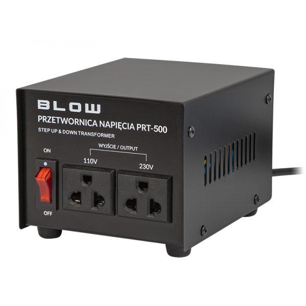 Įtampos keitiklis iš 220V į 110V 500W Blow
