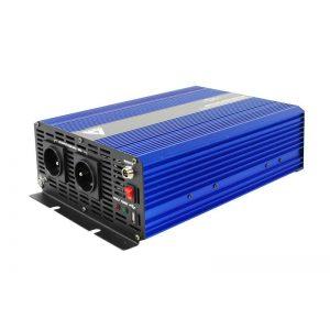 Įtampos keitiklis iš 24V į 220V 1500/3000W Sinus IPS-3000S
