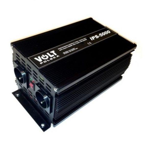 Įtampos keitiklis iš 24V į 220V 2500/5000W Volt